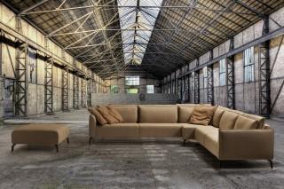 Canapé d'angle Manchi